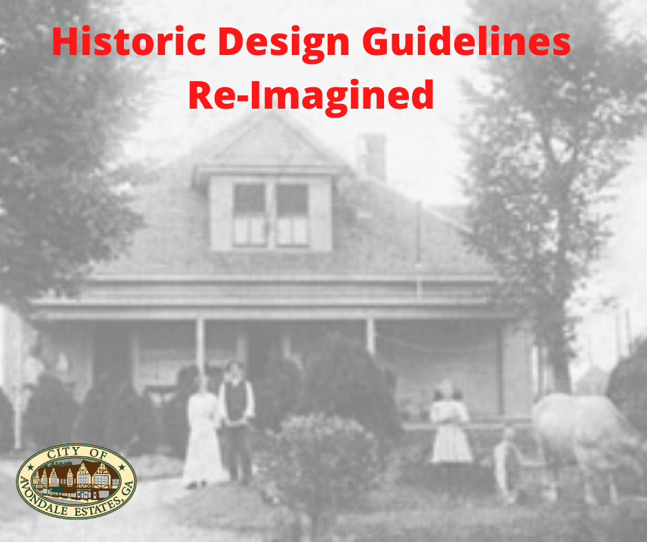 Historic Design Guidelines Re-Imagined